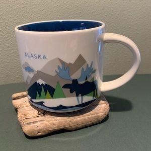 Starbucks | You Are Here Collection Mug - Alaska